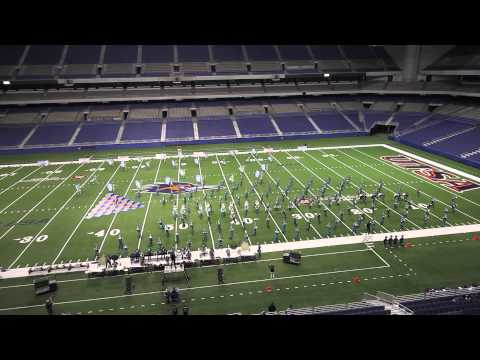 2014 State Marching Contest Finals Performance