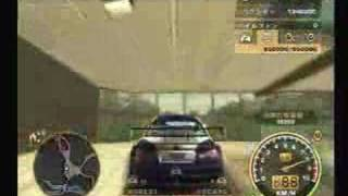 PS2 Need For Speed Most Wanted ヒートLv.6