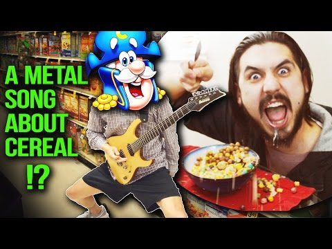 CEREAL Explained Using DEATH METAL