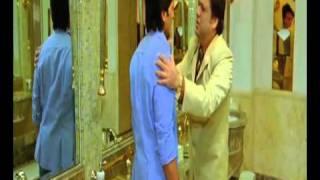 Govinda & Ritesh in the washroom-Do Knot Disturb