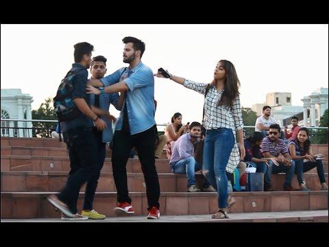 Homophobia Social Experiment | India |