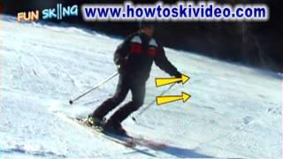 ski lessons video