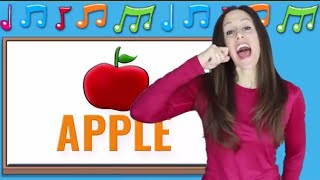Phonics songs for children | Letter Sounds ABC | Signing for Babies, ASL | Patty Shukla