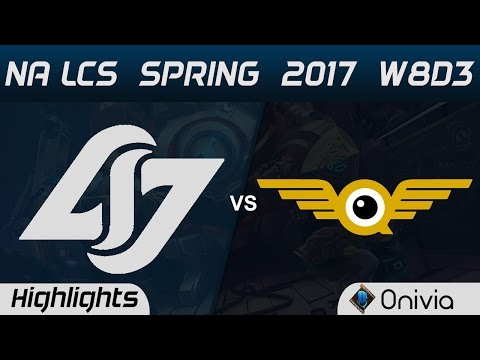 Xxx Mp4 CLG Vs FLY Highlights Game 2 NA LCS Spring 2017 Counter Logic Gaming Vs FlyQuest 3gp Sex