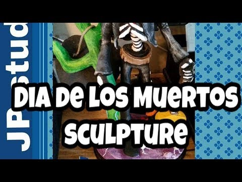 Xxx Mp4 Dia De Los Muertos Statue 3gp Sex