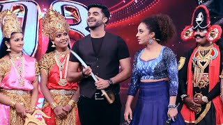 D3 D 4 Dance I Its like the epics just came to life on D3 I Mazhavil Manorama