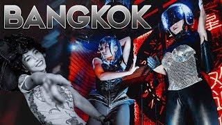 BANGKOK AT NIGHT WITH HOT GIRLS - JONNYS LIVING IN THAILAND VLOGS