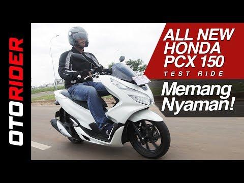 All New Honda PCX 2018 Test Ride OtoRider