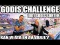 Download Video Download GODIS CHALLENGE 1001 GODIS SORTER *KAN VI ÄTA EN AV VARJE* 3GP MP4 FLV