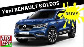 Renault Koleos 2016 ilk tanıtım - haber videosu