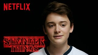 Stranger Things Spotlight | Noah Schnapp | Netflix