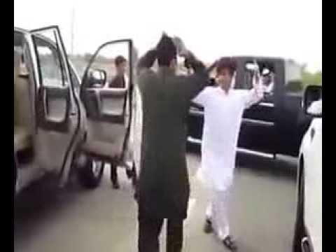 Pakistanis dancing in Dubai