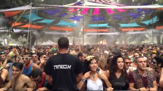 Bliss-Small Talk (Remix)@Neverland Festival 2013 (Israel)