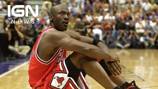 Netflix 10-Part Michael Jordan Documentary Announced - IGN News
