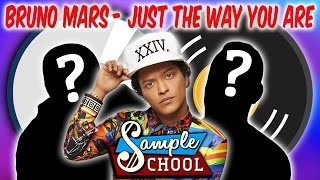 SAMPLE SCHOOL: BRUNO MARS - JUST THE WAY YOU ARE