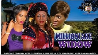 Millionaire Widow    -Nigerian Nollywood Movie