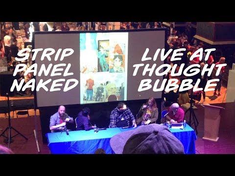 Xxx Mp4 Strip Panel Naked Live At Thought Bubble Bellaire Shalvey Ward Bidikar 3gp Sex