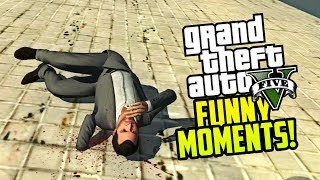 Los Angelos Crimes Android Funny Moments! #2