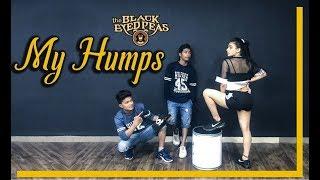 The Black Eyed Peas - My Humps | CHOREOGRAPHY SUMIT PARIHAR