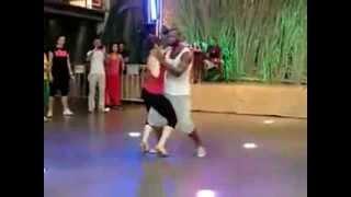 Kizomba hot dance