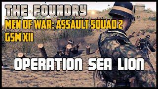 Operation Sea Lion (Custom Battle) - Men of War: Assault Squad 2 (GSM XII)