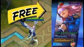 Mobile Legends Rafaela Skin Hack/Bug