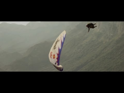 EVOLUTION in modern acro paragliding