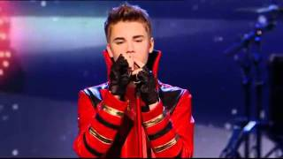 The X Factor - Justin Bieber - Mistletoe LIVE & HD  ( read description )