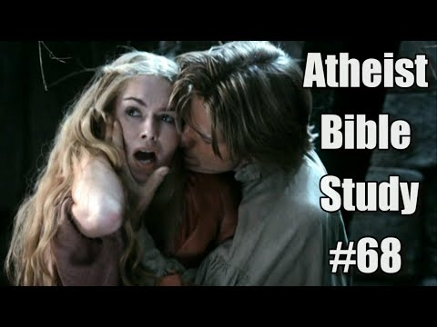 Atheist Bible Study #68:Incest is Wincest