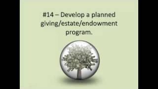 22 Fundraising Ideas For Nonprofit Organizations.