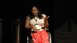 Different spirit: Malathi Krishnamurty Holla at TEDxTirupathi