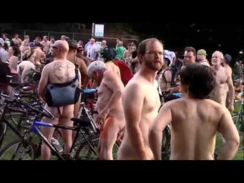 assaulted by naked woman...2015 Portland naked bike ride - YouTube Alternative Videos Watch & Download