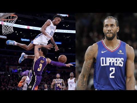 NBA He s Not Human MOMENTS