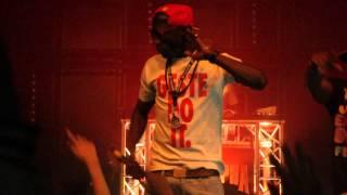 Youssoupha Concert Bordeaux 14/04/2012 - Gestelude Part 1 Feat Sam's ROCK SCHOOL BARBEY
