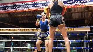 (KO R2 ) Lucy 7MT vs Thai - Thapae Stadium Chiang Mai