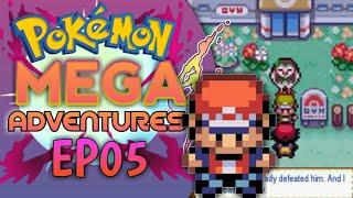 ASH Hamse Aage Hai ! | Pokemon Mega Adventures Randomized EP05 In Hindi