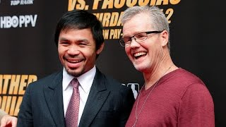 Freddie Roach PROCLAIMS Manny Pacquiao KO DROUGHT ENDS vs Jeff Horn!!!