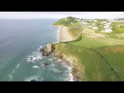 Locquirec By Drone 1