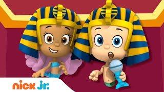 'Travel Adventures' 🌎  Music Video w/ Bubble Guppies & Dora the Explorer | Nick Jr. Sings 🎶