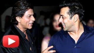 Salman Khan Invites Shah Rukh Khan Over For A Drink   Salman Gets Emotional