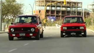 Fiat 128 IAVA . Retromobile . El Garage