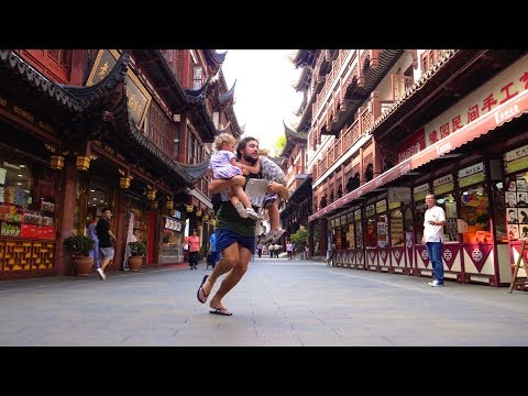HOW TO TRAVEL SHANGHAI WITH KIDS