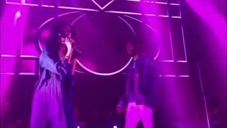 Jhene Aiko Twerks On Big Sean