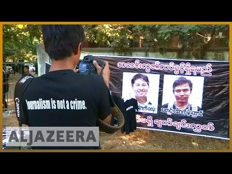 Xxx Mp4 🇲🇲 Reuters Journalists Investigating Rohingya Deaths To Face Trial Al Jazeera English 3gp Sex