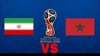 Iran vs Morocco Fifa Would Cup 2018 Group B match 3 Fifa wc prediction
