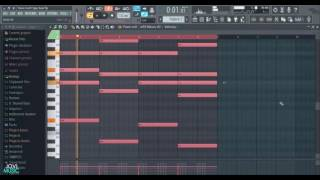 How To Make A Travis Scott Type Beat (FL Studio 12 Tutorial)