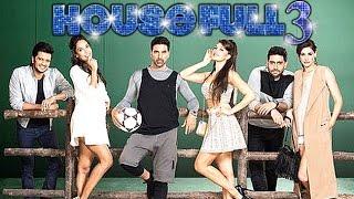 'Housefull 3' First Look Poster | Akshay Kumar | Jacqueline Fernandez