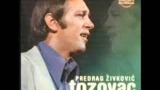 Predrag Zivkovic Tozovac Ti si me cekala (Rujno vino) tekst