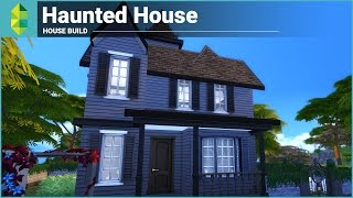 The Sims 4 House Building - Haunted House