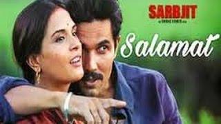 Salaamat Rahen, Original Karaoke With Lyrics,